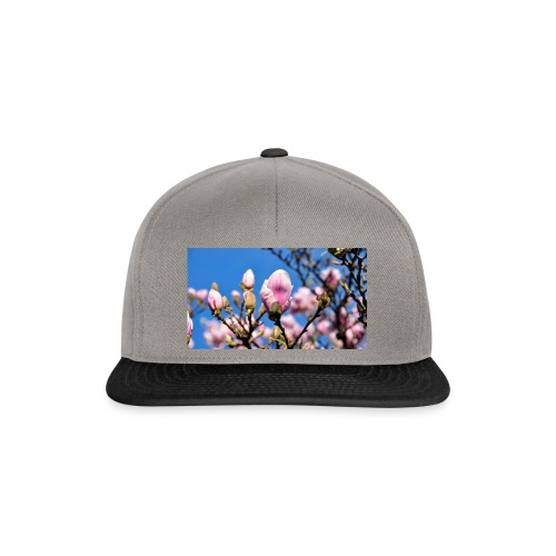 Magnolia - Snapback Cap