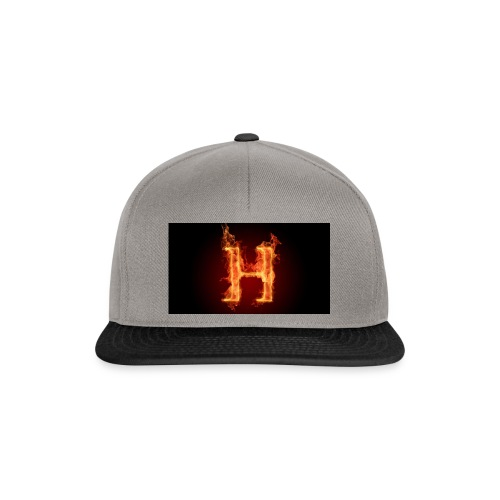 2560x1440-art_flaming_letter_h_digital_letter_fire - Snapback-caps