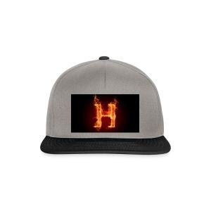 2560x1440-art_flaming_letter_h_digital_letter_fire - Snapback-caps