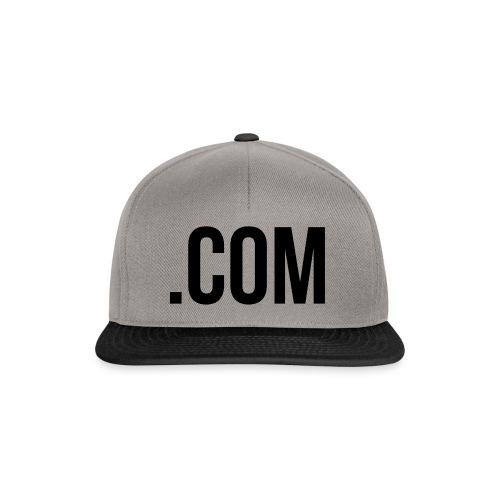 dottcom - Snapback Cap