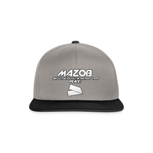 Ill See You All In The Next Video Mazob Grey Stree - Snapback Cap