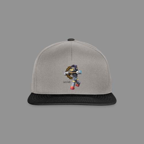 LetsSebi Bogen - Snapback Cap