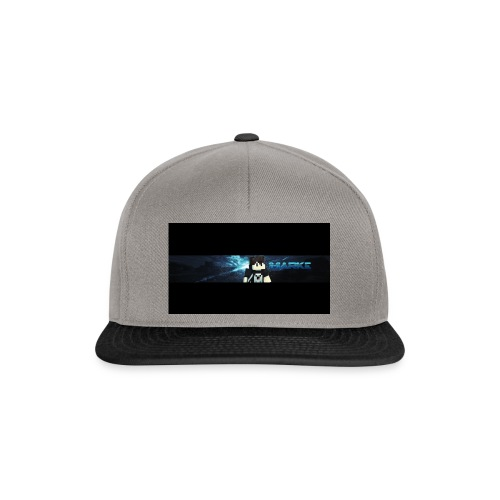 Minecraft Märch - Snapback Cap