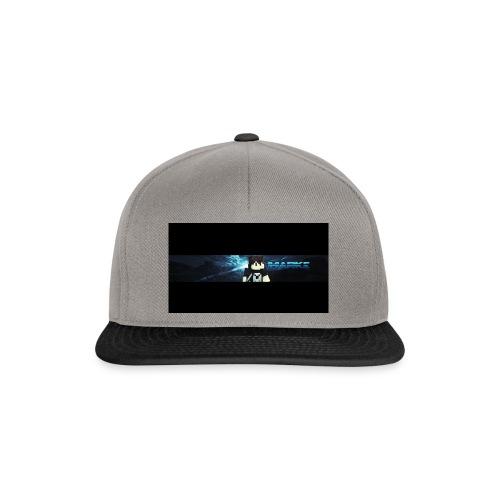 Minecraft Märch - Snapback Cap