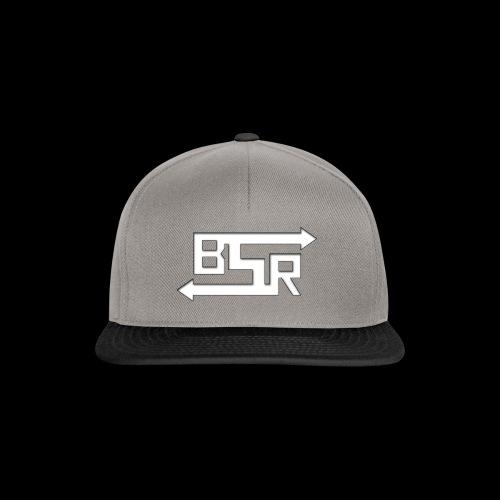 Logo voorkant - Snapback cap