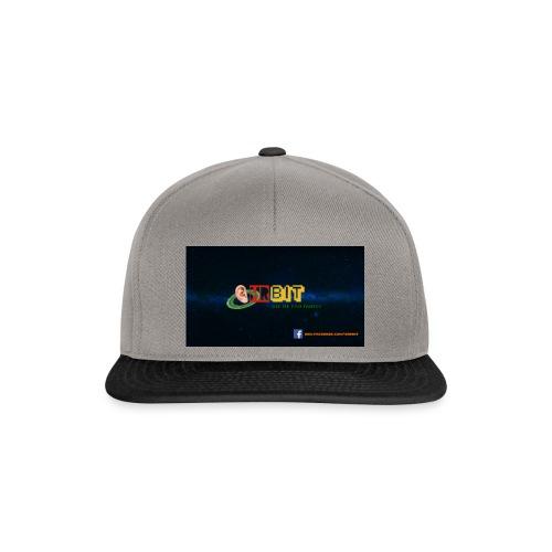 OhrBit Logo - Snapback Cap