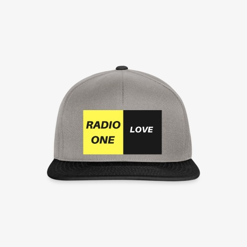 RADIO ONE LOVE - Casquette snapback