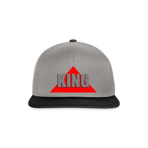 King, by SBDesigns - Casquette snapback