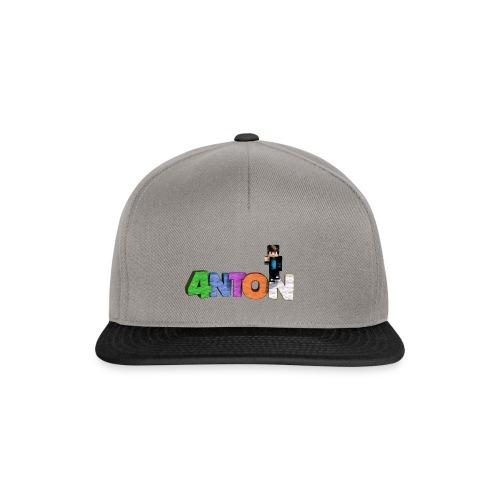 4nton Sitzend - Snapback Cap
