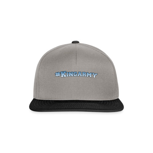 Kingarmy Specal -Premium Merch - Snapback Cap