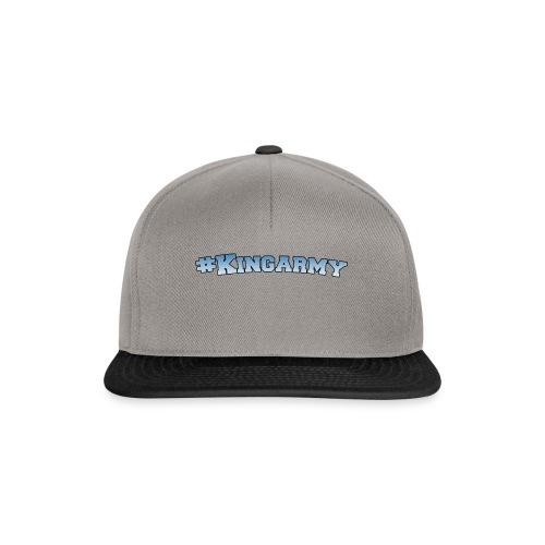 Kingarmy Specal -Premium Merch - Snapback Cap