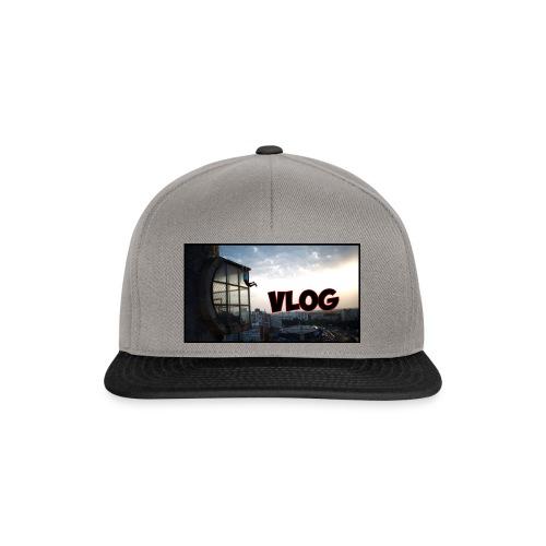 Vlog - Snapback Cap