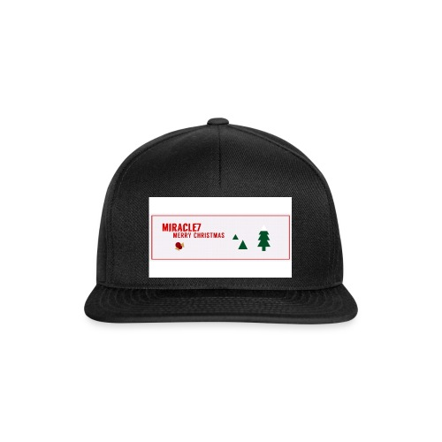 Christmas Exclusive - Snapback Cap