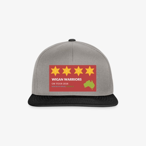 NSW AUS 2018 - Snapback Cap