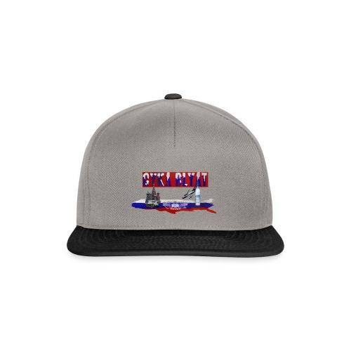 cyka blyat - Snapback Cap