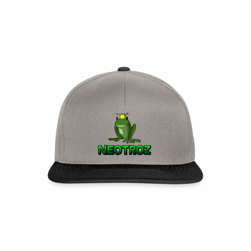 NeoTroZ Grenouille - Casquette snapback