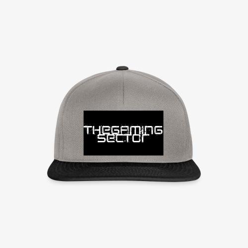 TheGamingSector Merchandise - Snapback Cap