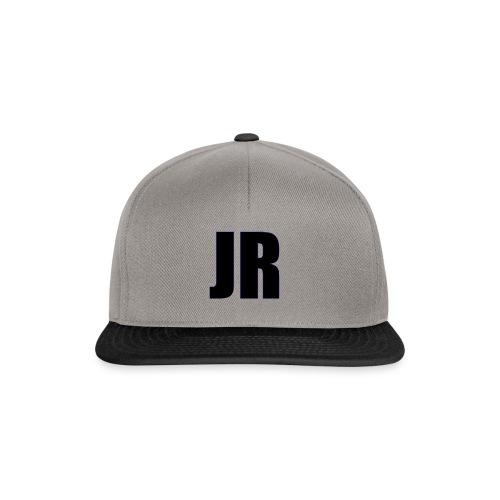 logo zwart - Snapback cap