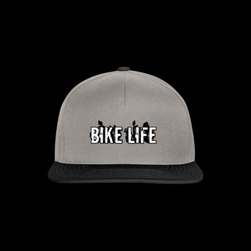 BIKE LIFE - Snapback Cap