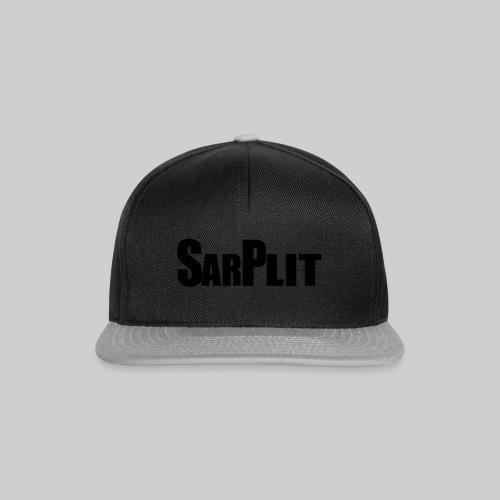 SarPlit - Casquette snapback