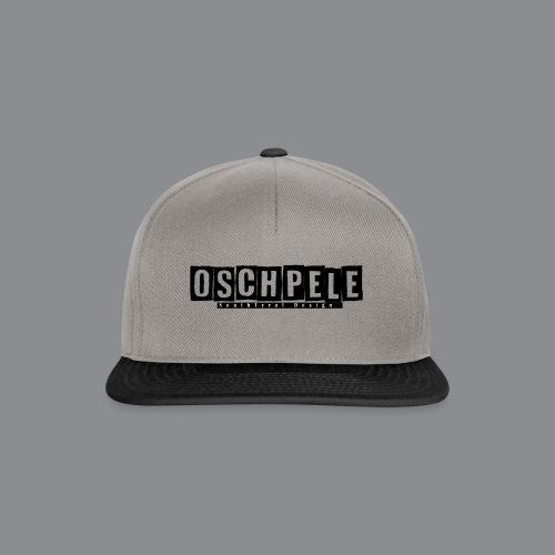 oschpele Kachelform - Snapback Cap