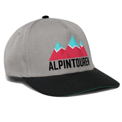 Alpintouren - Snapback Cap