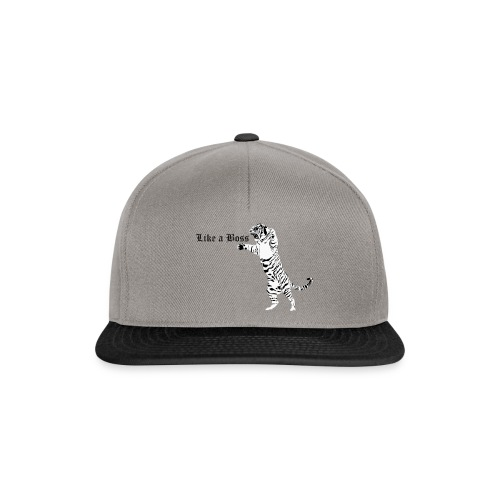 tiger4 png42 - Casquette snapback