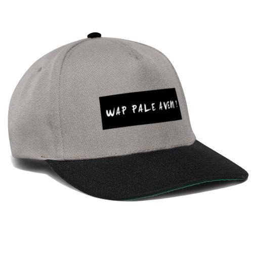 Wap Pale Avem - Snapback Cap
