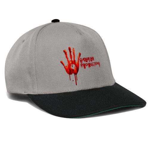 bloody hand - Snapback Cap