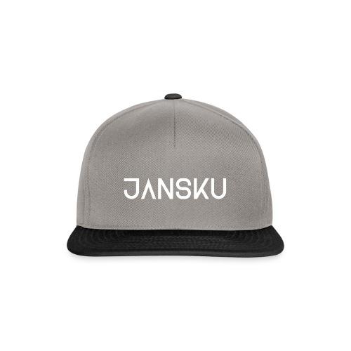 Jansku logo V3 - Snapback Cap