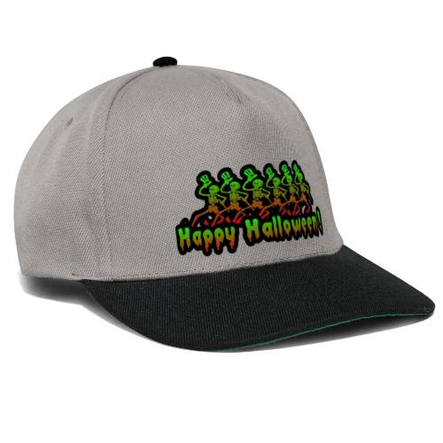 Collection Horreur Happy Halloween 🎃!!! - Casquette snapback