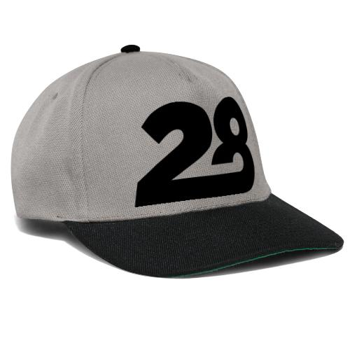 28 - Snapback Cap