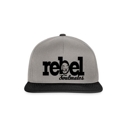 REBEL SOULMATES - Snapback Cap