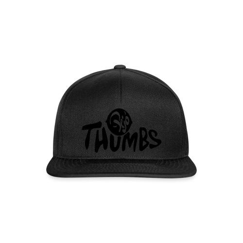 pejo thumbs logo - Snapback Cap