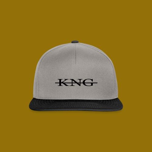 KNG LOGO png - Snapback Cap