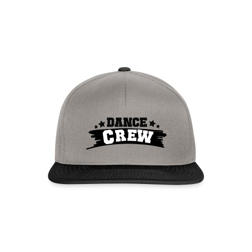 Tshit_Dance_Crew by Lattapon - Snapback Cap