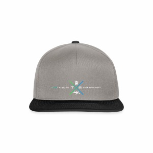 Music To Free Your Mind - Snapback Cap