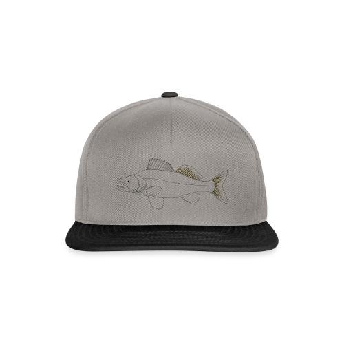 Zielfisch Zander - Snapback Cap