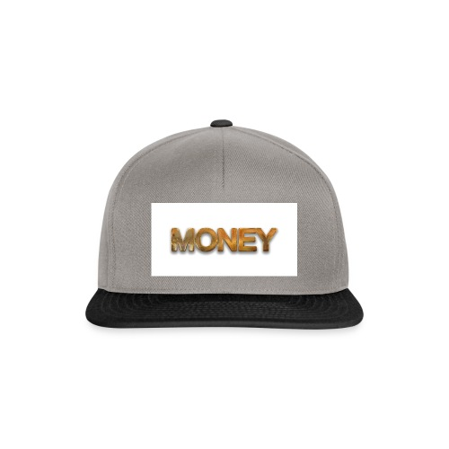 money - Snapback Cap