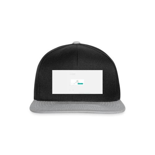 dialog - Snapback Cap