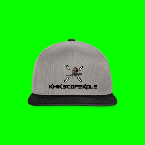 Ksk png - Snapback Cap