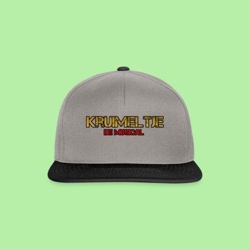 Hoesje I-phone 6/6s Kruimeltje de Musical - Snapback cap
