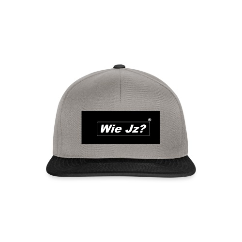 Wie Jz? - Snapback Cap