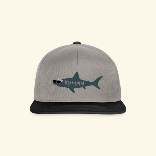Mommy shark - Gorra Snapback