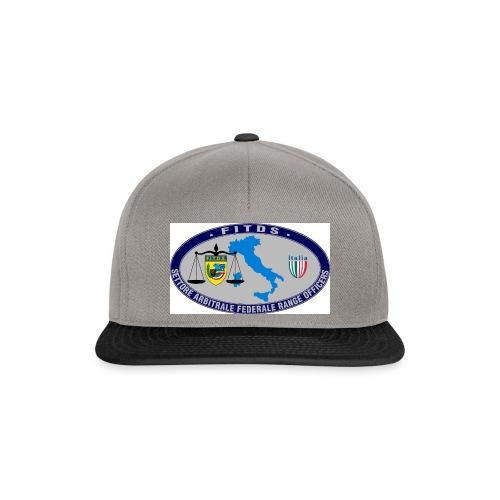 Logo SAFRO - Snapback Cap