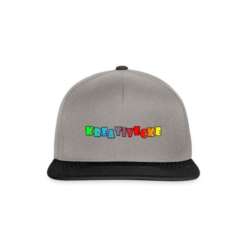 Kreativecke Merchandise - Snapback Cap