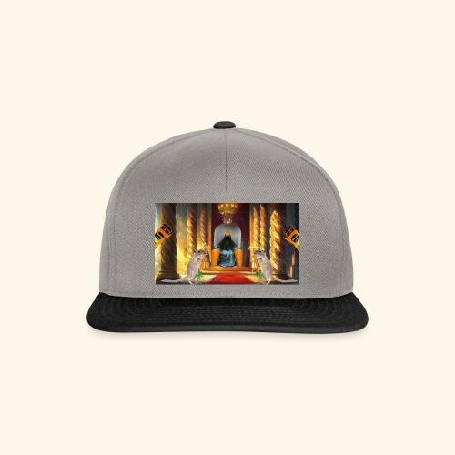 The Carrot King - Snapback Cap