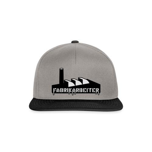 Fabrikarbeiter - Snapback Cap