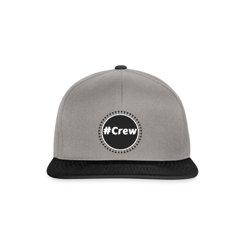#Crew Reloaded Kollektion - Snapback Cap