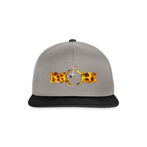 Merch Art - Snapback Cap